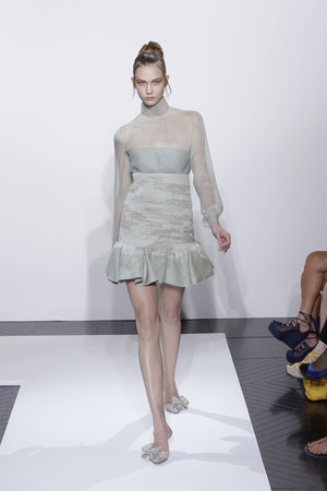 Показ Valentino коллекции сезона Осень-зима 2010-2011 года haute couture - www.elle.ru - Подиум - фото 168376
