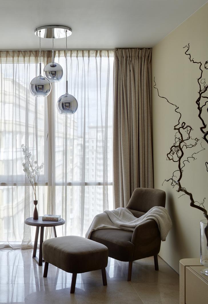 Квартира 121 м²: проект Арианы Ахмад и Татьяны Карякиной (фото 18)