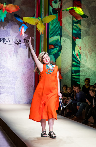 В Москве прошла Неделя моды BoscoSFashionWeek | галерея [5] фото [4]