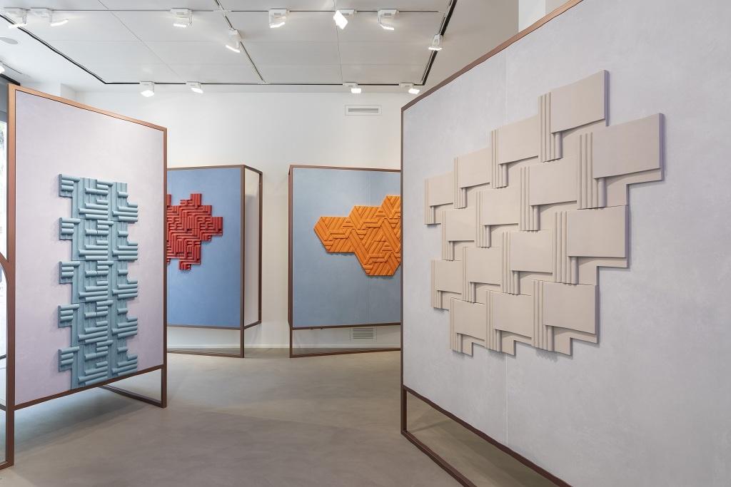 10 новинок выставки Cersaie 2018 — керамика как искусство (галерея 9, фото 2)