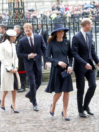 День Содружества: королевская семья в Вестминстерском аббатстве (фото 1)