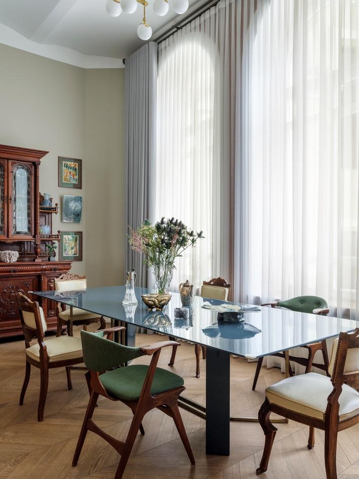 Квартира с предметами искусства: проект Надежды и Гиви Ананьевых (фото 3)