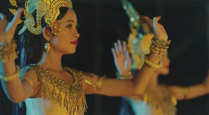 Кадр из фильма «Сначала они убили моего отца: Воспоминания дочери Камбоджи»