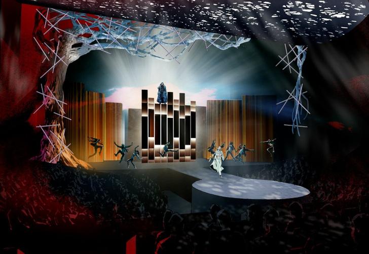 Сказка на ночь: новогодняя премьера Cirque du Soleil в Москве