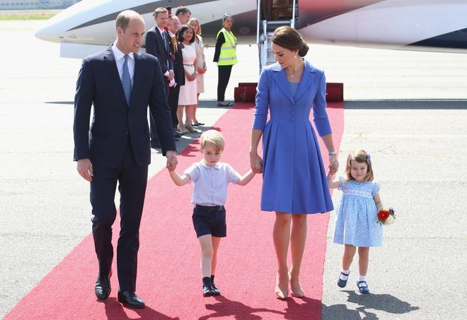Принц Уильям прокомментировал сообщения о том, что его жена ждет двойню (фото 3)