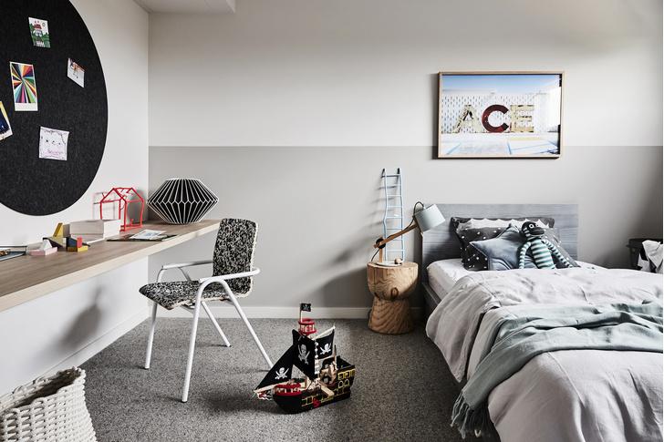 Дом в Мельбурне с пастельными акцентами (фото 14)