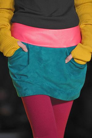 Показ Lacoste коллекции сезона Осень-зима 2010-2011 года prêt-à-porter - www.elle.ru - Подиум - фото 142213