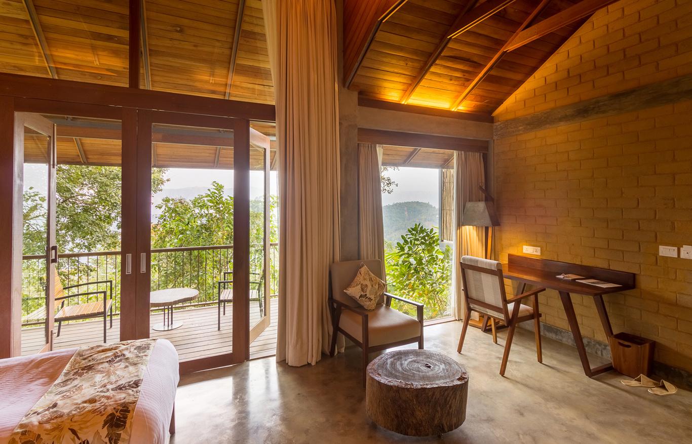 Prakriti Shakti Resort: центр йоги и натуропатии в Индии (галерея 7, фото 2)