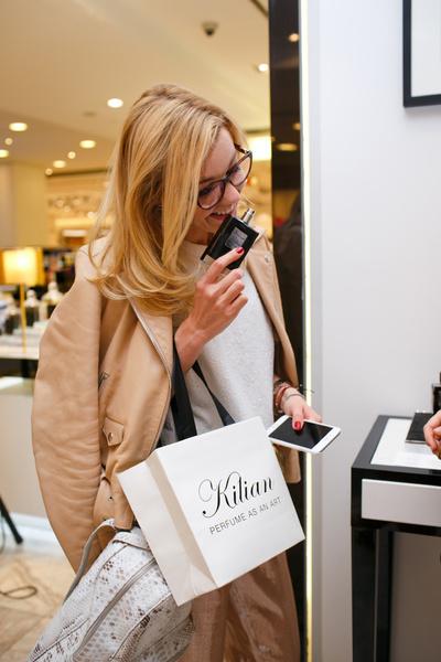 Kilian открыл в ЦУМе корнер селективной парфюмерии | галерея [1] фото [1]