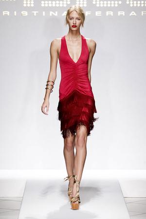 Показы мод Fisico Весна-лето 2012 | Подиум на ELLE - Подиум - фото 1875