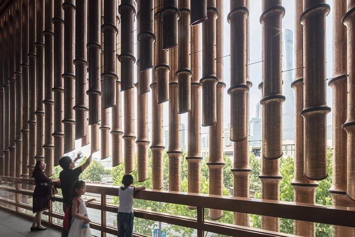 Фостер и Хизервик строят театр в Шанхае