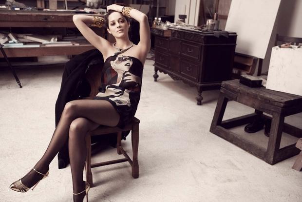 Марион Котийяр француженки, фото, самые красивые