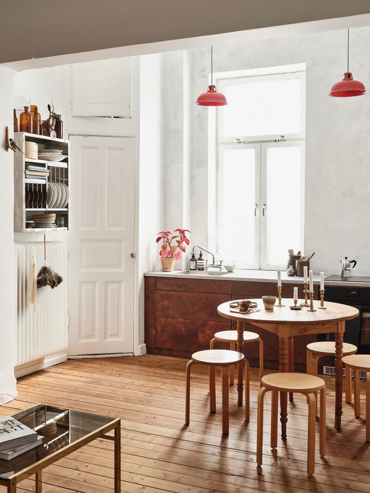 Квартира 53 м² в пастельных тонах в Мальмё (фото 7)