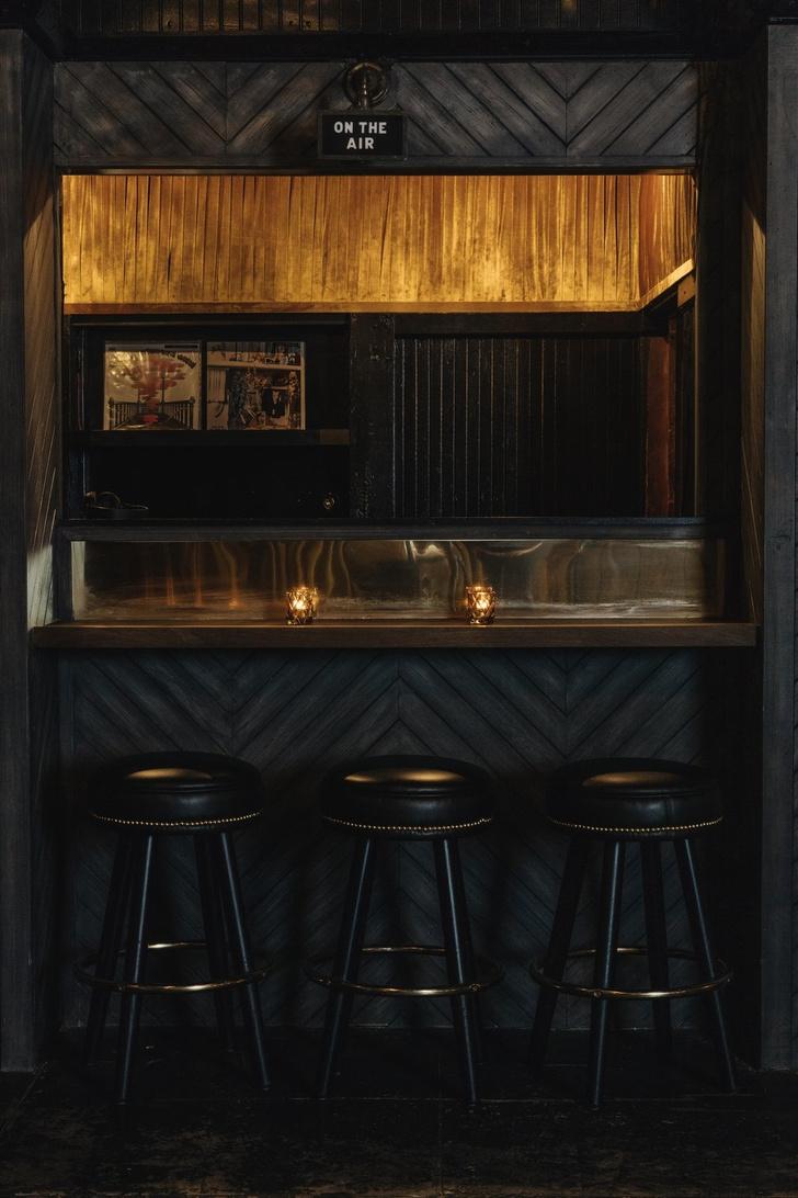 Gold Diggers: бутик-отель, бар и студия звукозаписи (фото 11)