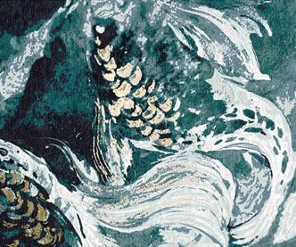 Авангард, лестницы и море: ковры от русских дизайнеров (фото 26.1)