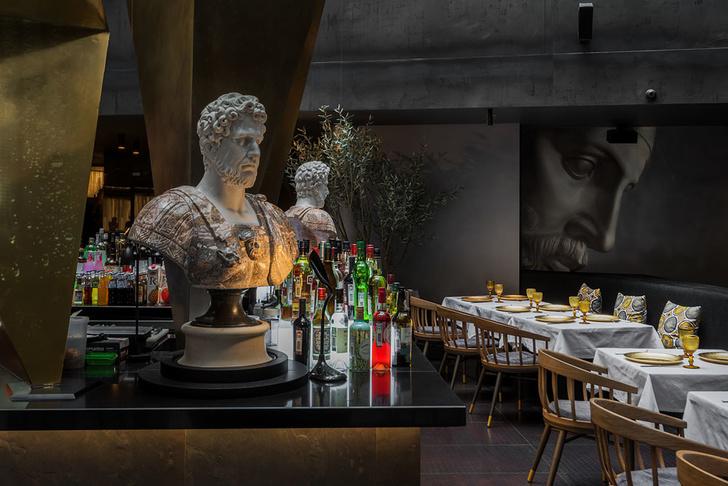 Греческий ресторан в Москве (фото 1)