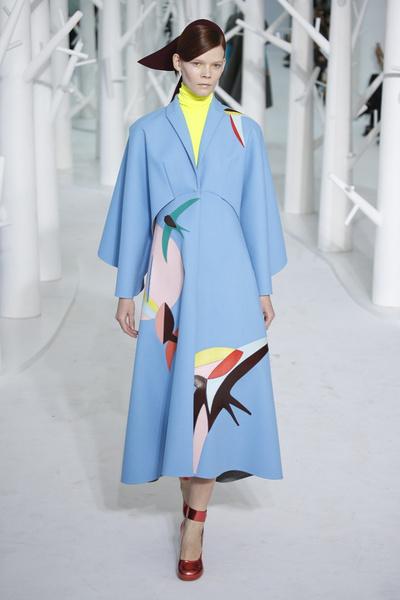 Неделя моды в Нью-Йорке: 18 февраля | галерея [2] фото [4]
