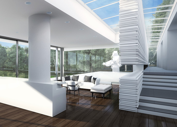 Продается дом архитектора Филипа Джонсона (фото 3)