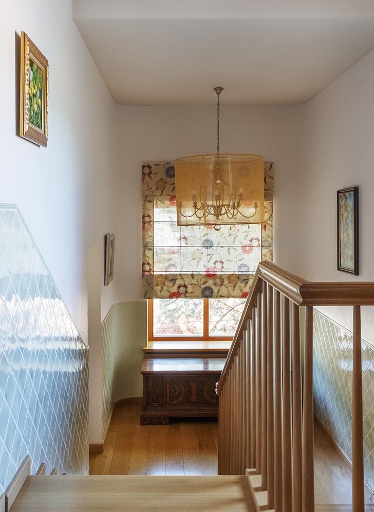 Семейное гнездо: дачный дом в Подмосковье фото [13]