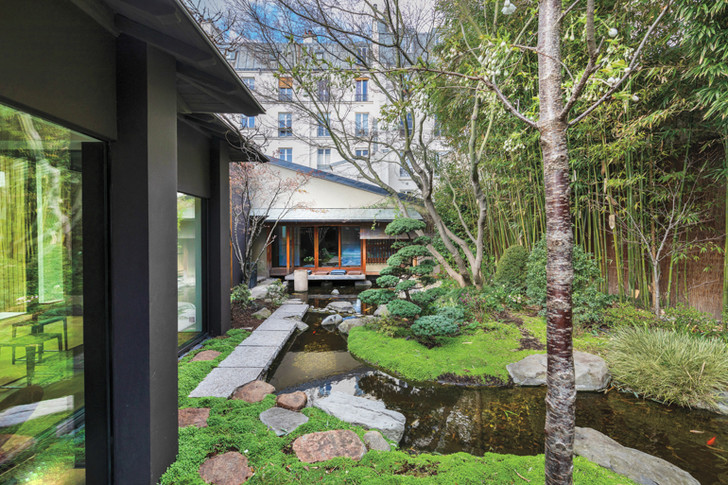 Кенго Кума переделал дом по проекту Кендзо Такады (фото 0)