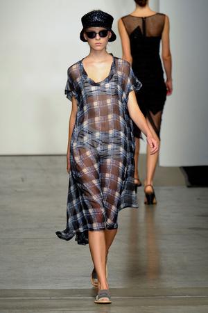 Показы мод Rachel Comey Весна-лето 2012 | Подиум на ELLE - Подиум - фото 2092