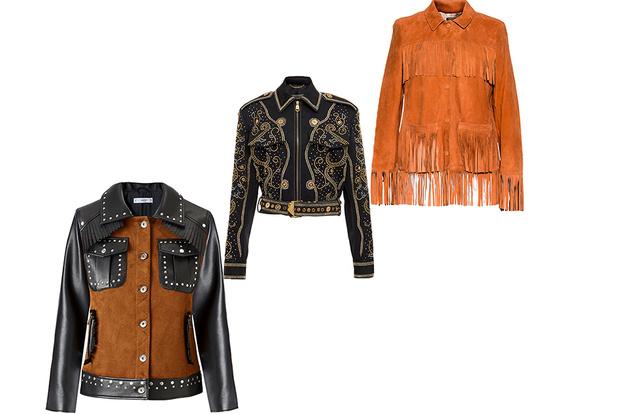 Тренд: образ в жанре модного вестерна (фото 11)