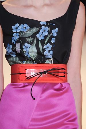 Показ Carolina Herrera коллекции сезона Весна-лето 2011 года prêt-à-porter - www.elle.ru - Подиум - фото 175722