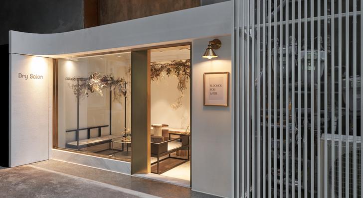 Чайный салон в Тайбэе: проект арх-бюро Dsen (фото 9)