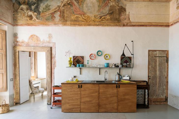 Гостевые апартаменты в старинном монастыре Салерно (фото 7)