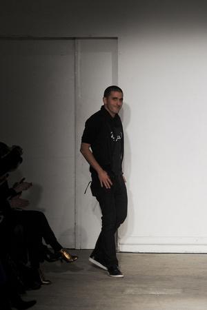 Показ Felipe Oliveira Baptista коллекции сезона Осень-зима 2011-2012 года prêt-à-porter - www.elle.ru - Подиум - фото 249292
