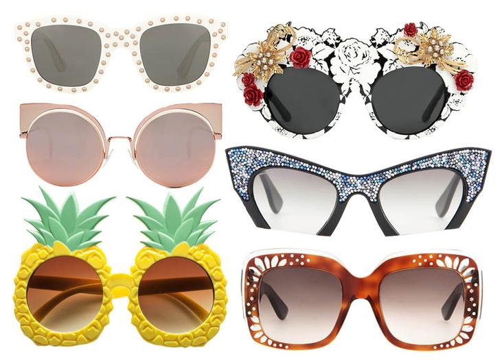 Выбор ELLE: Saint Laurent, Dolce&Gabbana, Fendi, Miu Miu, H&M, Gucci