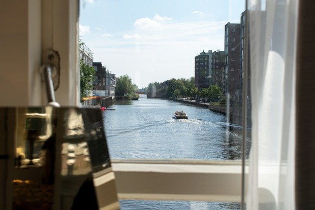 Sweets Hotel: отель в домах смотрителей мостов в Амстердаме (фото 16)