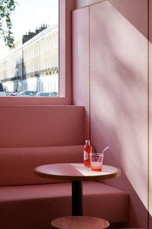 Розовая закусочная в Лондоне (фото 12.2)