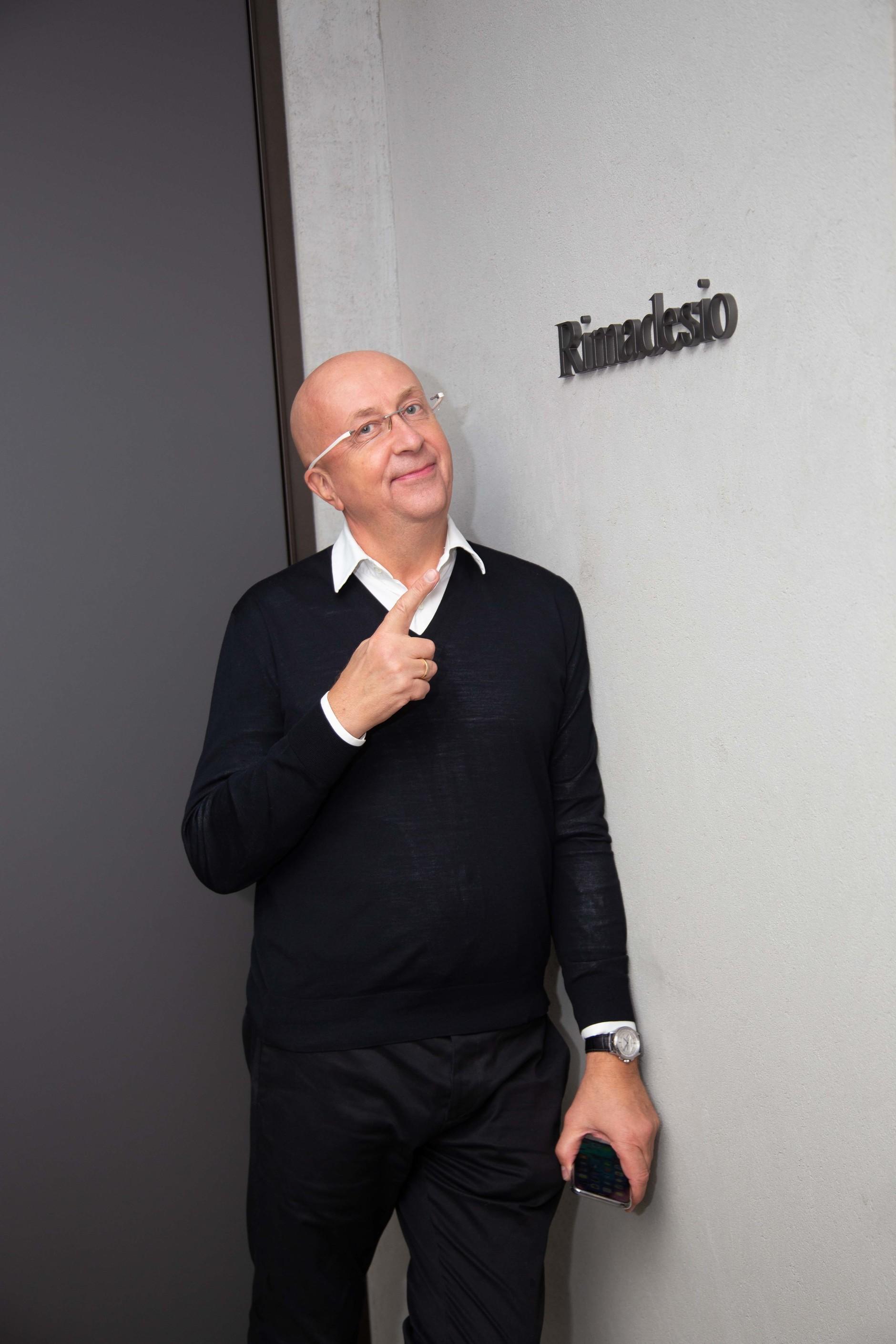 Открытие первого монобрендового салона Rimadesio (галерея 4, фото 1)