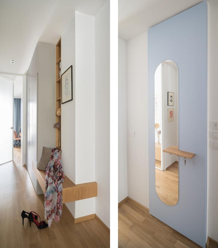 Квартира 62 м² для современной леди (фото 9)