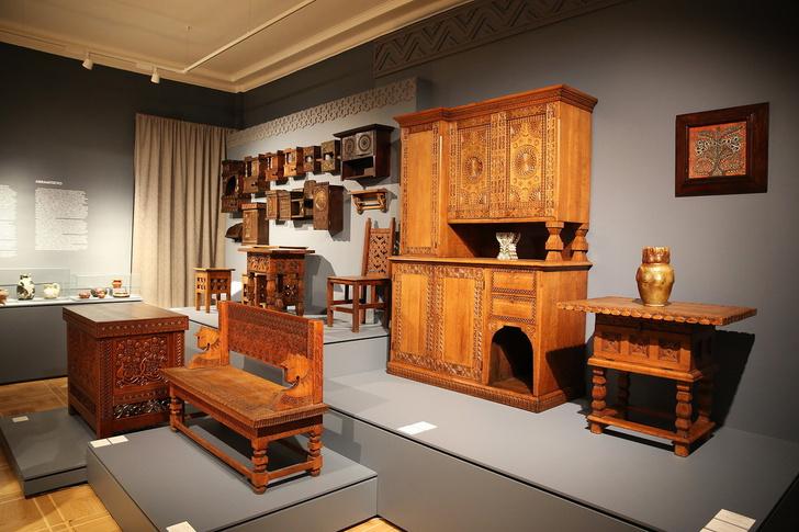 Главный экспонат: музеи с мебельными коллекциями (фото 29)