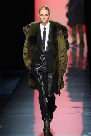 Показ Jean Paul Gaultier коллекции сезона Осень-зима 2011-2012 года Haute couture - www.elle.ru - Подиум - фото 278885