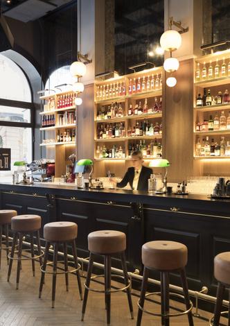 Обновленный бар «Клава» по проекту Сергея Огурцова (фото 7.1)