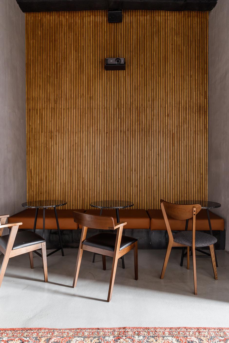 Кофейня в Краснодаре в стиле лофт (фото 3)