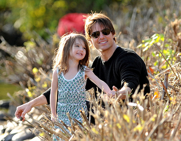 Почему Том Круз не общается с дочерью? фото [3]