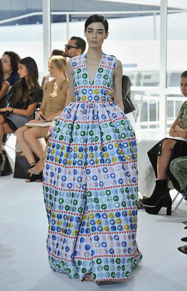 Неделя моды в Нью-Йорке: день девятый | галерея [1] фото [16]