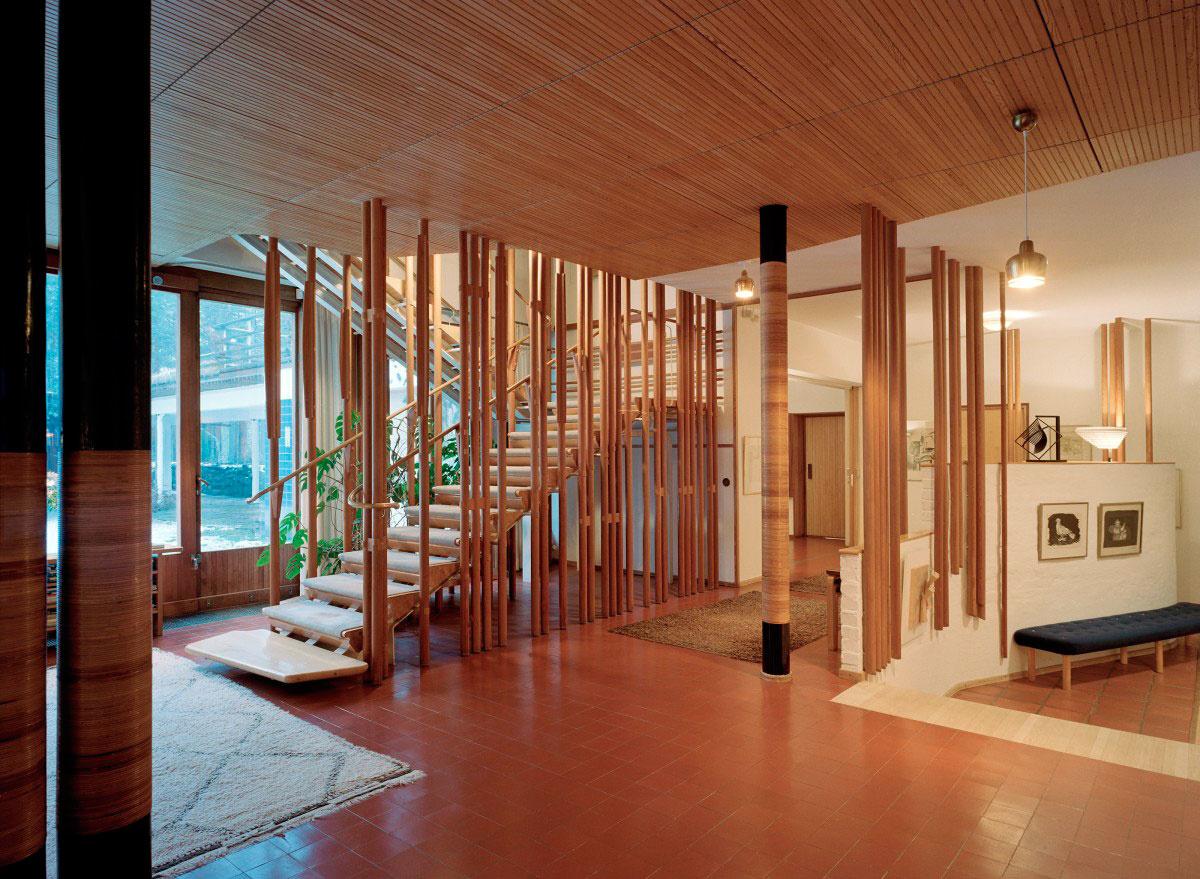 История дизайна: Айно и Алвар Аалто (галерея 35, фото 1)
