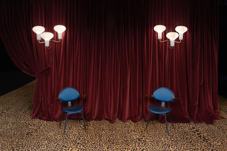 Интерстеллар: премьера Dimore Studio в миланском кинотеатре (фото 2)