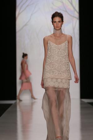 Показы мод RUBAN Весна-лето 2014 | Подиум на ELLE - Подиум - фото 3714
