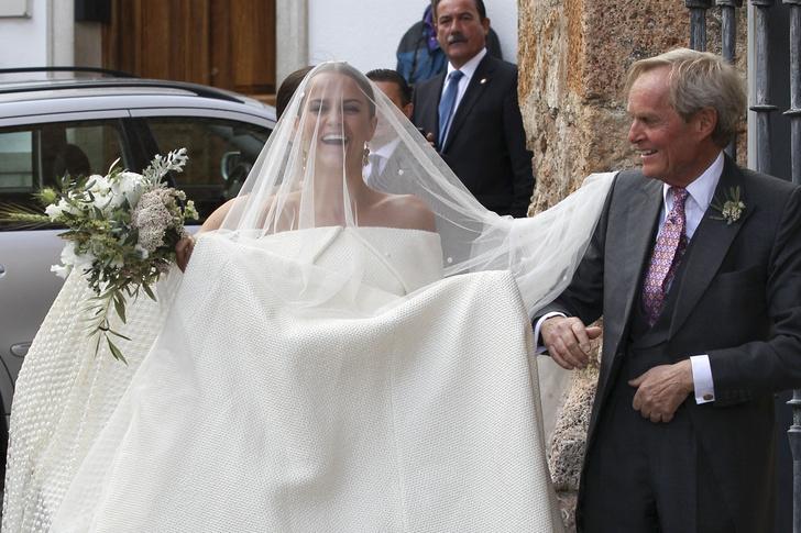 Неурядицы, которые случились на королевских свадьбах (фото 14)