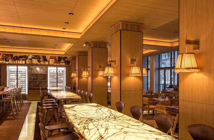 Топ-15 модных ресторанов Парижа (фото 6)