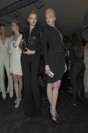 Показы мод Armani Prive Весна-лето 2010 | Подиум на ELLE - Подиум - фото 2898