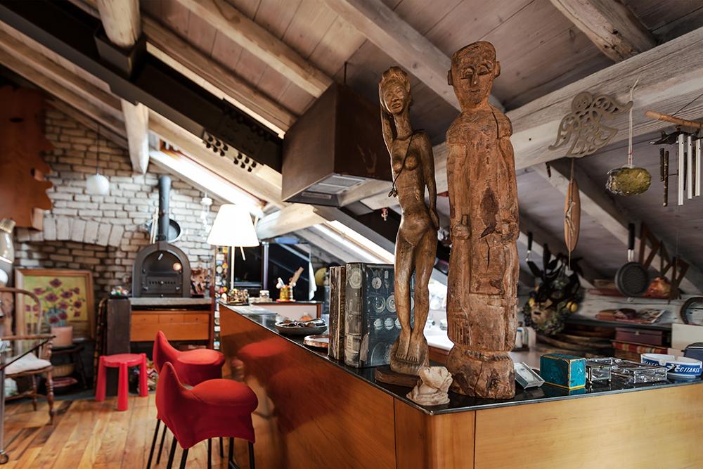 Топ-10: дизайнерские квартиры в Милане | галерея [10] фото [3]