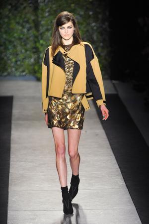 Показы мод Tracy Reese Осень-зима 2013-2014 | Подиум на ELLE - Подиум - фото 865
