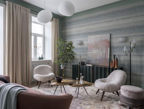 Дом с историей: квартира 107 м² на Сретенке (фото 8)